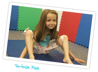 printable course objectives  yoga poses 4 kids